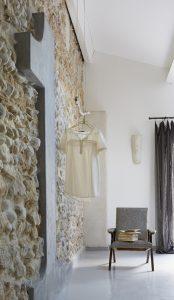 Vue intérieure Chambre 1 Au coin des figuiers chambres d'hôtes en Provence