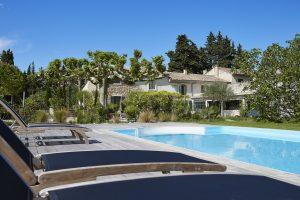Vus bains de soleils au coin des figuiers chambres d'hôtes en Provence