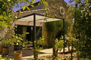 Vue extérieure chambre 1 chambres d'hôtes en Provence