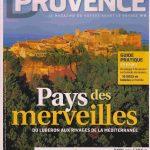 Parution destination Provence au coin des figuiers chambres d'hôtes en Provence